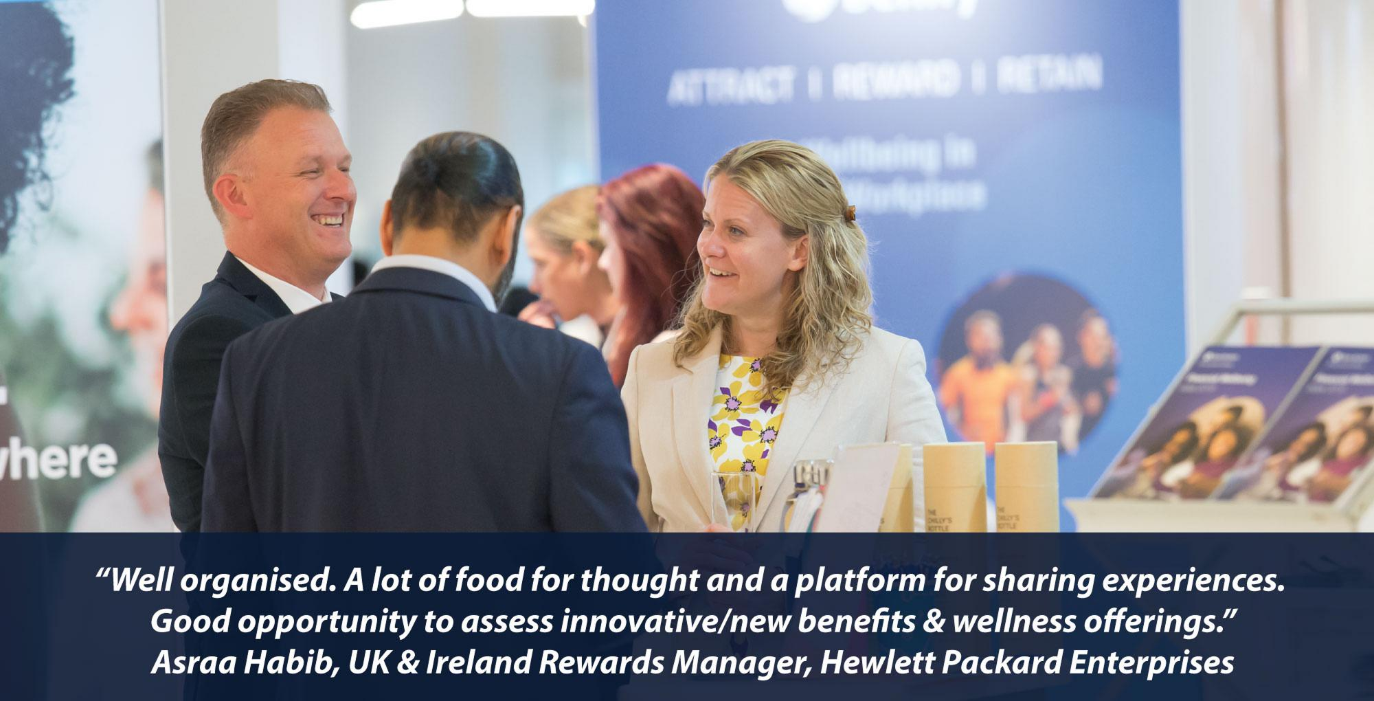 Welcome - Employee Wellbeing Congress 2020 - Joined-up